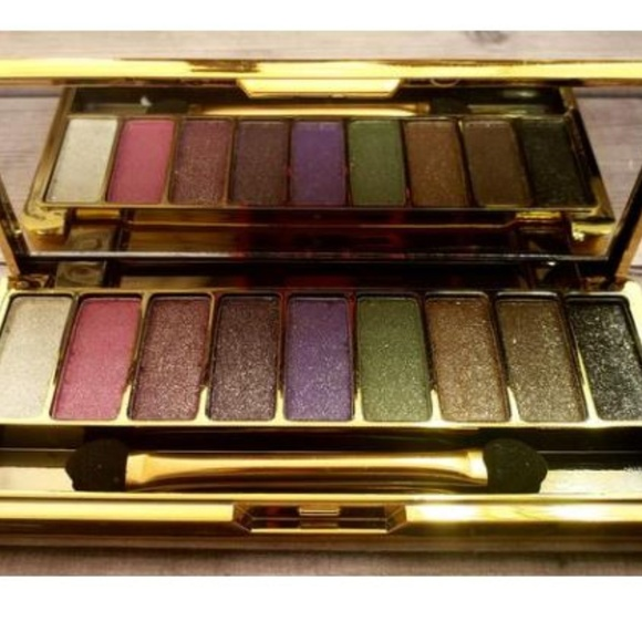 Other - Glitter EyeShadow 9 Color Dazzle Palette #1